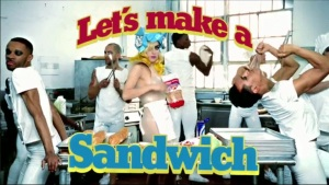 Let's make a sandwich